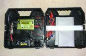 Reutilizar una caja de herramienta de poder: caso de cargador de batería de R/C