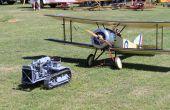 WW1 calidad de Museo de vuelo de 1/3 1/3 de escala Sopwith Pup