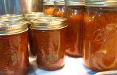 Conservas tomates: Asado Salsa