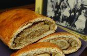 Kalacs (pan dulce de Hungría)
