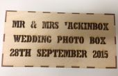 Foto de caja de regalo de boda