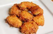 Alergia amigable Nuggets de pollo (Gluten, lácteos, huevo, soja, tuerca de árbol, maní, GMO libre)