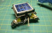 Solar Powered Robot de basura!!!
