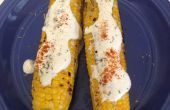 Chile Cilantro maíz