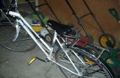 Hacer una bicicleta de altavoces