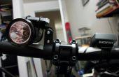 Anillo linterna montaje de un Reflector