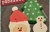 Pancakes de Navidad