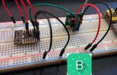 Salidas de control independiente de ESP8266-12 blynk inalámbrico 433 mhz