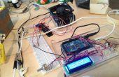 Control de velocidad Motor eléctrico barato ($10, 4HP, Arduino, PWM)