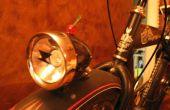 Linterna Retro Led de 3W de la bicicleta