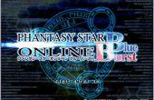 Juego Phantasy Star Online: Blue Burst