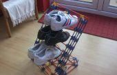 KVG multi-torre zapatos soporte