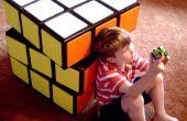 Cajonera cubo de Rubik