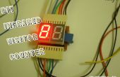 Arduino DIY Laser / contador de persona IR