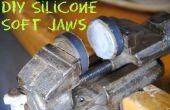 Garras blandas magnéticos para su prensa (usando el pegamento del silicón)