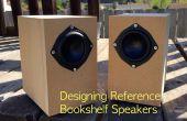 Diseñar sus propios altavoces de estantería referencia
