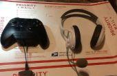 USO Xbox 360 Headset con Xbox One
