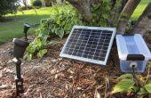 Sistema de iluminación Solar LED de alta potencia
