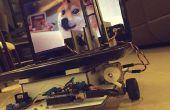 Robot de telepresencia controlado por Internet
