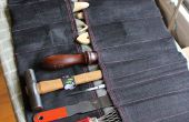Cómo hacer una herramienta roll - traiga su mano herramientas contigo en cualquier lugar!
