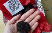 Juegos de hambre distrito 12 carbón Cookies