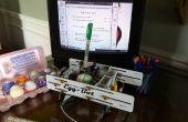 Cómo incrustar un Raspberry Pi en su EggBot