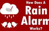 Circuito de alarma de lluvia
