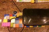 Cómo hacer un cargador de teléfono/tableta LEGO®