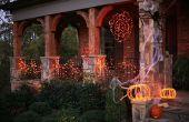 Al aire libre decoración de halloween