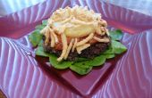 Black Bean hawaiano Fiesta hamburguesas (15 minutos)