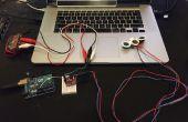 Interfaz de la computadora sin manos bricolaje para menos de $200: Eyetracker + EMG + Arduino