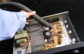 Como arreglar tu estéreo amplificador (Harman Kardon HK 620)