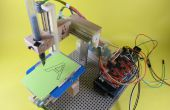 Arduino Mini Plotter de pluma