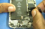 Reemplazo de Puerto Lightning IPhone 6