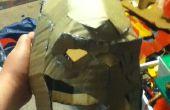 Capucha de Batman Arkham