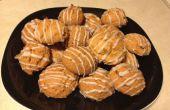 Viejo moda suave calabaza galletas