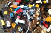 ¿Qué hacer con sus restos Legos?