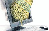 DIY ordenador limpio hasta Batch Script