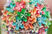 ¿Ramo de flores kusudama