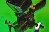 La plataforma de cámara DIY