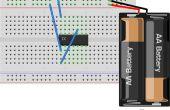 Hacer su trabajo de IC de MSP430 independientemente (sin junta de launchpad)