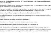 Diez mandamientos de soldadura