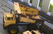 Restauración de camiones Tonka