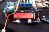 Sistema de detección de humanos humo Edison con Twilio (Python)