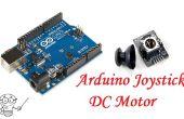 Motor Dc Control de Arduino Joystick 2