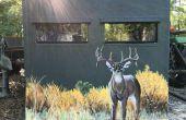 Mural personalizado en Deerstand