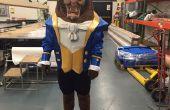Disfraz de la bestia de Disney