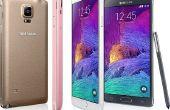 Importar iTunes M4V Videos para Samsung Galaxy nota 4