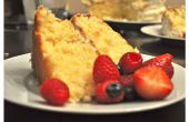 Una saludable y sabrosa versión de pastel de caja