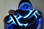 Super brazaletes mágicos impresionantes de luz